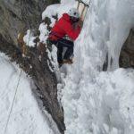 Cascata di ghiaccio di Cambrembo