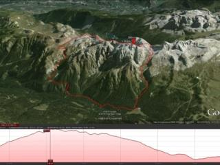 Sentiero Costanzi - Dolomiti di Brenta