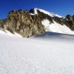 Cresta integrale dell'Aiguille d'Entréves