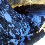 Canale Teobaldo al Monte Foppa - Adamello