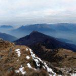 Canale ovest al Monte Legnone