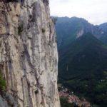 Ferrata degli Alpini - Antimedale