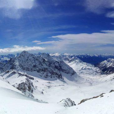 Pizzo Scalino – Via Normale invernale – Scialpinismo