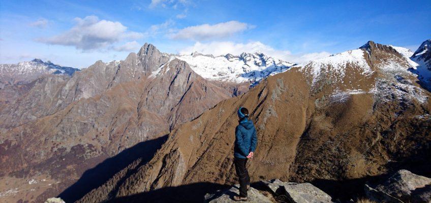 Sentiero Walter Bonatti – Monte Bassetta e Monte Brusada