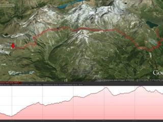 Alta via dei Giganti N°1 - Da Valtournenche a Courmayer