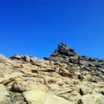 Punta della Rossa - Via Normale