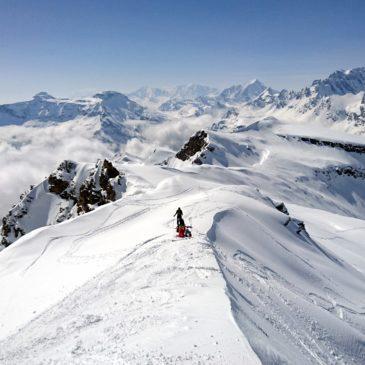 """Alpe Devero – Scialpinismo – """"Punta G"""" tra il Cobernas e Punta della Valle"""