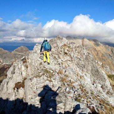 Via Aspide – Monte La Forbice – Alpi Apuane