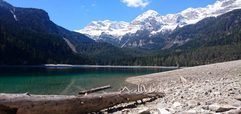 Dal Lago di Tovel alla Malga Pozzol