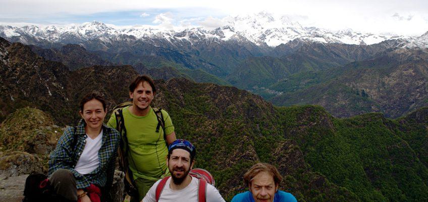 Cima Becco di Ovaga (o Res) – Valsesia