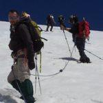 Punta Giordani (4046mt) - Via Normale da Indren