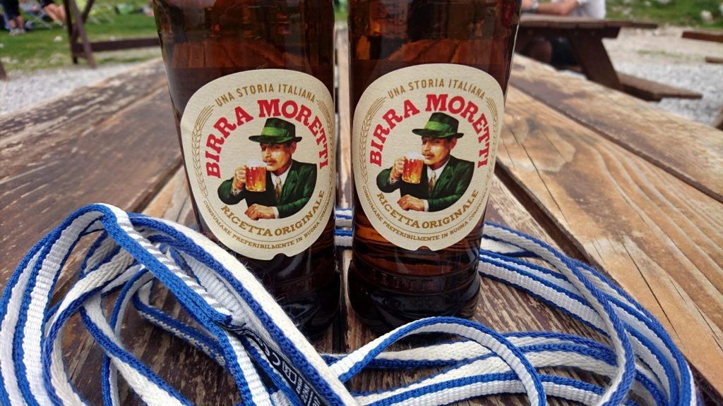 la consueta birra che possiamo berci con la coscienza pulita