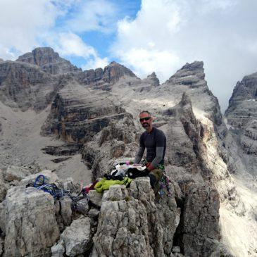 Castelletto Inferiore – Via Alimonta Vidi (VI-) – Dolomiti di Brenta