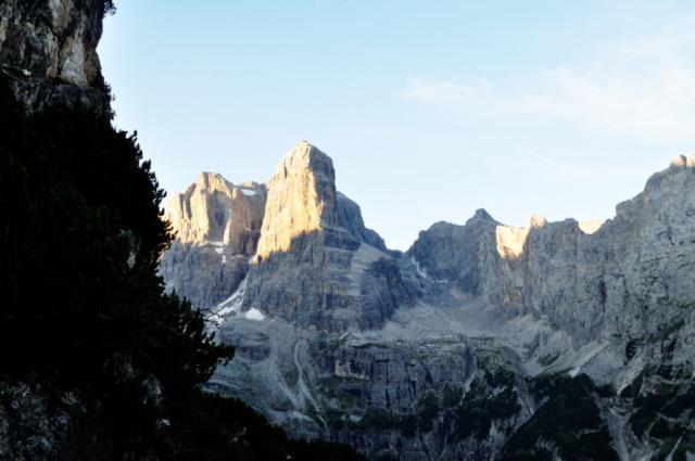 Cima di Brenta Alta