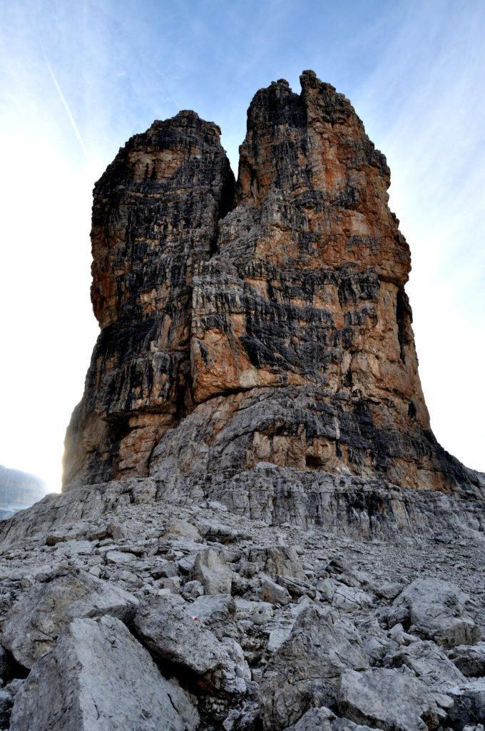 i Gemelli, Catena degli Sfulmini, sono anche una palestra d'arrampicata