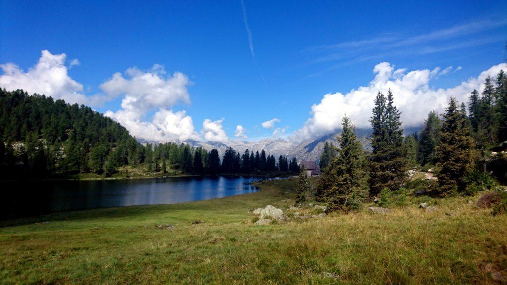 Il lago senza di me che lo rovino ;)
