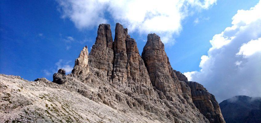 Torri del Vajolet e Catinaccio d'Antermoia: alla scoperta delle 'altre' dolomiti