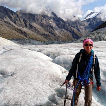Adamello: anello glaciale dalla val Genova – dal Mandrone al Matarot