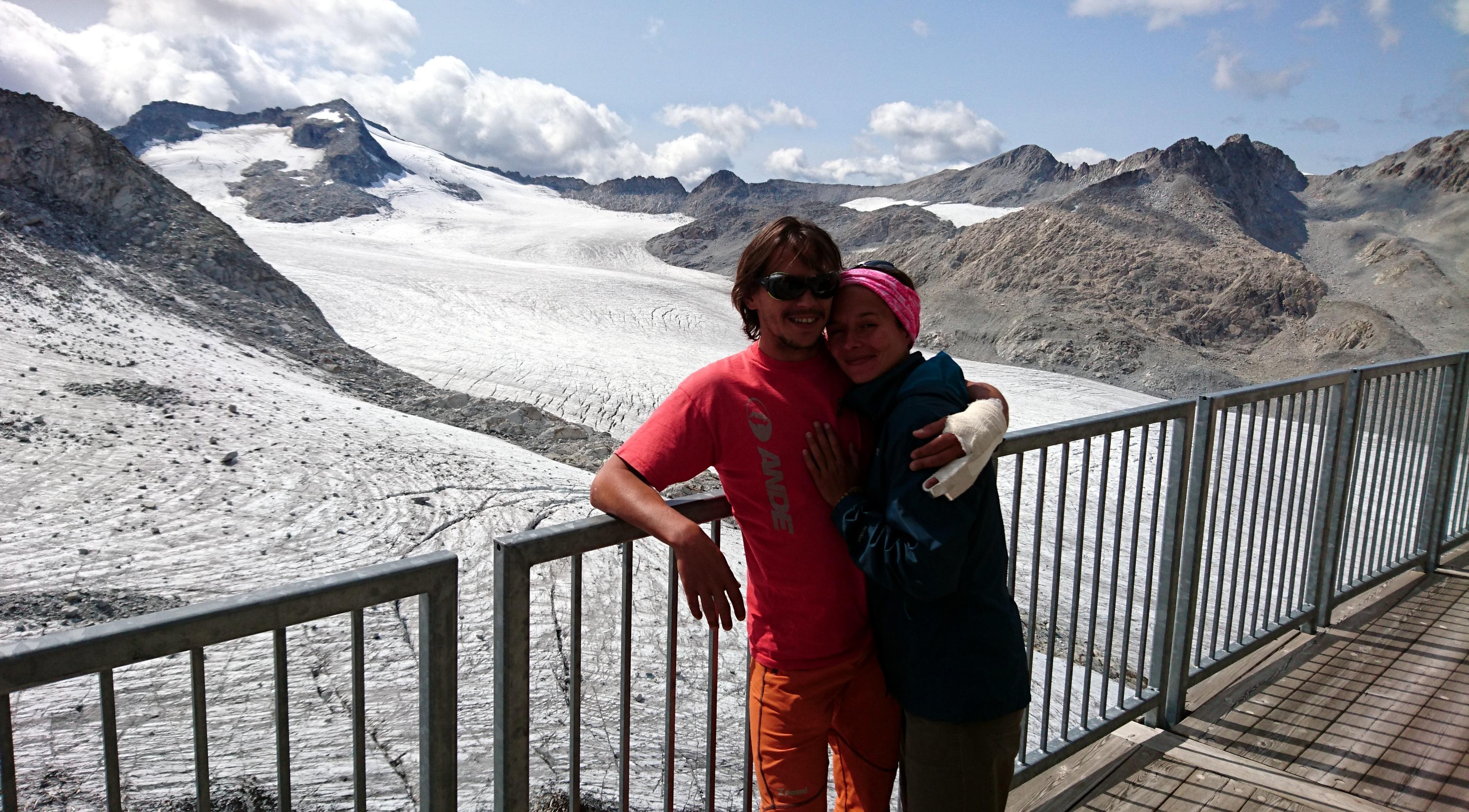 sarebbe bello tornare nei prossimi anni e trovare il Pian di Neve in condizioni migliori