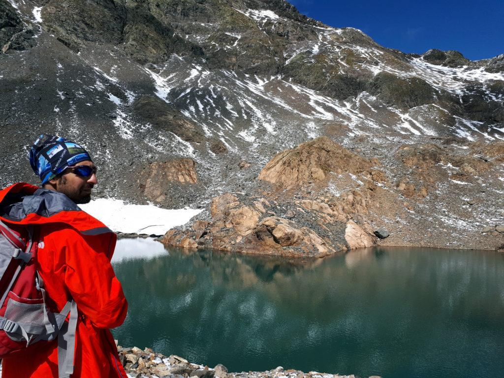 Teo e il lago senza nome