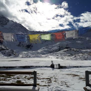 Un assaggio di inverno: quattro passi fino all'Alpe Angeloga – Rif. Chiavenna