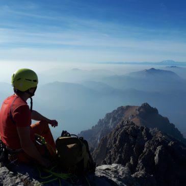 Cavalcata di Ognissanti in Cresta Segantini – Grignetta