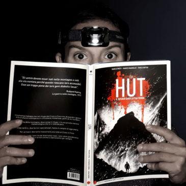"""""""THE HUT"""" nello zaino: come NON passare una notte serena in bivacco"""