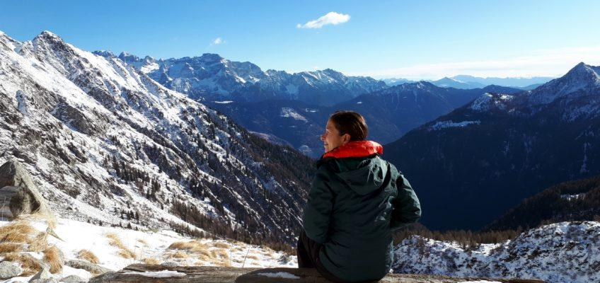 Val Nardis: il varco meridionale per la Presanella