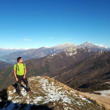 Scampagnata al Monte Cornizzolo: ottima scusa per ottimo pranzo