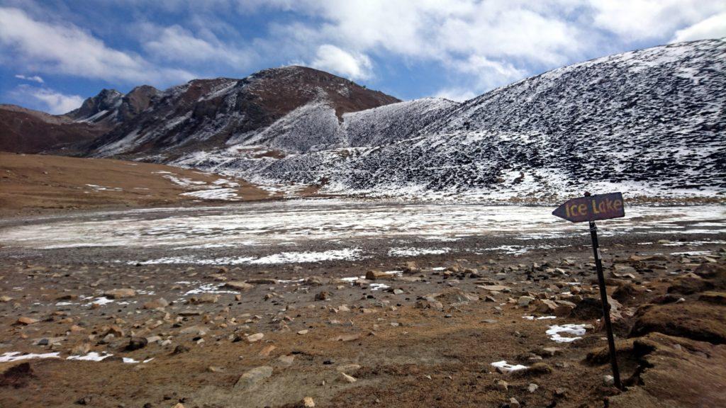 siamo quasi arrivati all'Ice Lake
