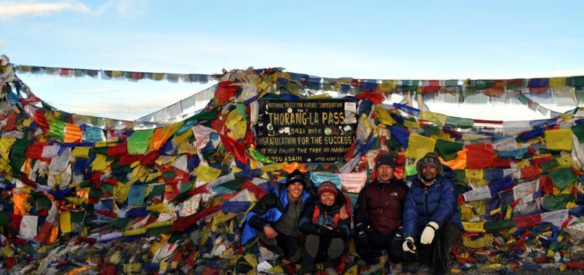 Annapurna Circuit Trek, parte III – attraverso Thorong La Pass