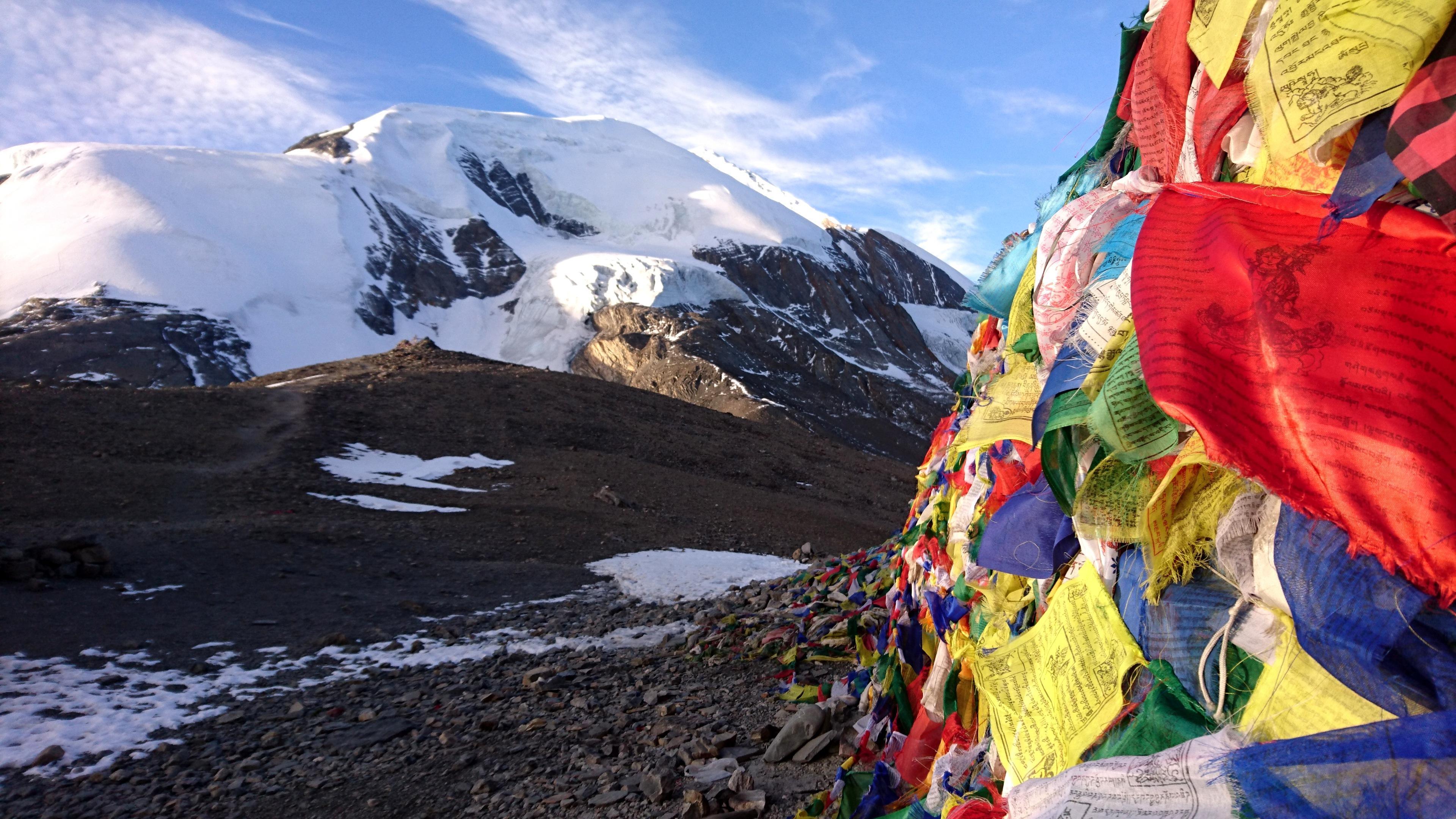 Thorong La Pass e Peak