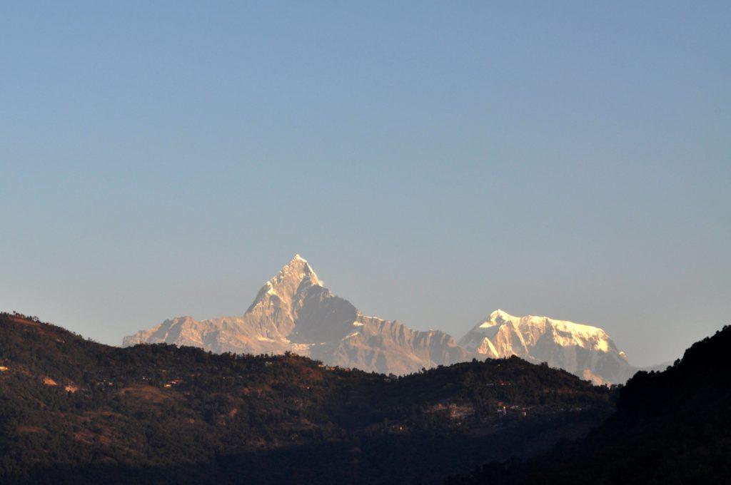 Machapuchare, la montagna sacra