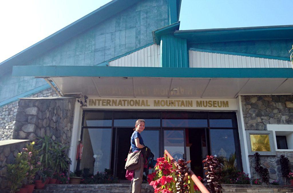International Mountain Museum di Pokhara: bello bello bello!