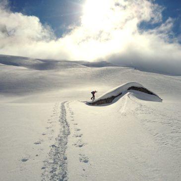 Piz Mucia o meglio….a zonzo per il San Bernardino – Scialpinismo