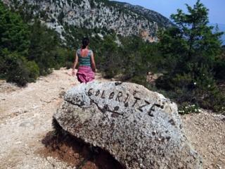 Cala Goloritzè: il sentiero che parte da Su Porteddu