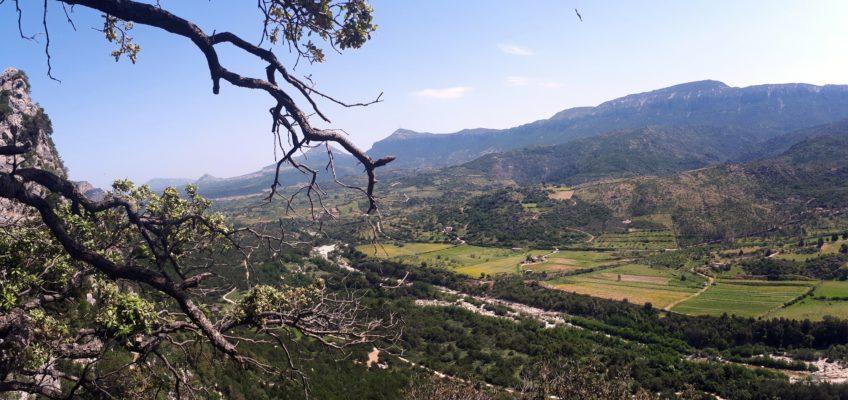 Via Quindicesima Legione (Spigolo Nord) – Monte Oddeu – Sardegna