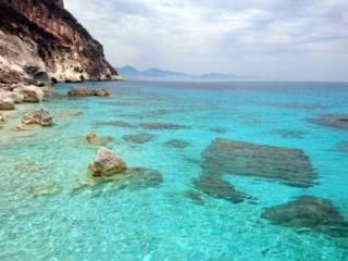il mare cristallino di Cala Goloritzè