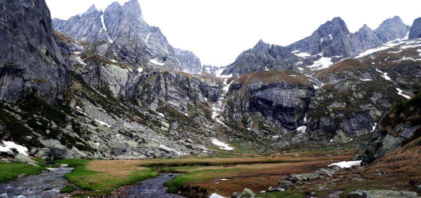 Val di Zocca – Le splendide valli laterali della val di Mello