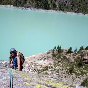 Via Caprice all'Alpe Gera, Pilastri del Lago: un mercoledì fuori dall'ordinario