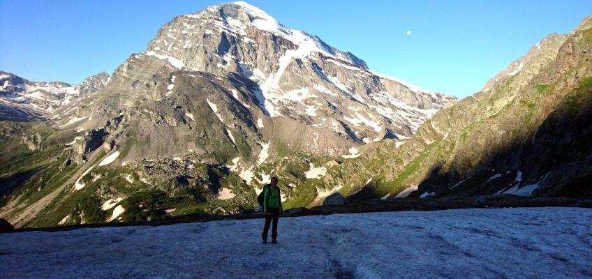 Punta del Rebbio / Bortelhorn dall'Alpe Veglia… quasi: abbiamo fatto casino!