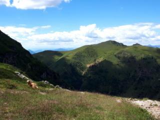 l'altro versante della Val Biandino