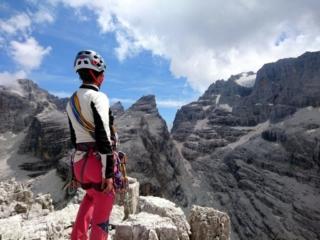 ultimo sguardo alla grande bellezza (la montagna, chiaramente!)