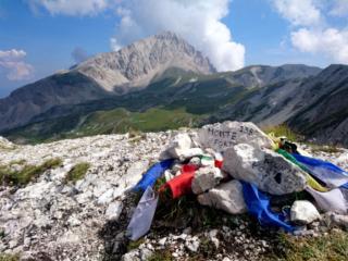 il Monte Aquila visto dal Portella