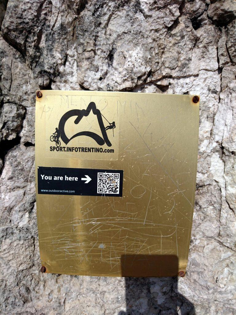 il Trentino è sempre avanti...peccato che i vandali abbiano colpito anche qui....