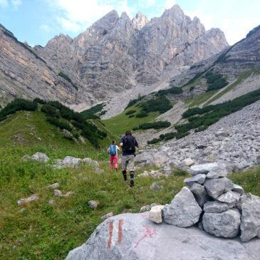 Ravanata del Vallon – Val d'Algone – Dolomiti di Brenta