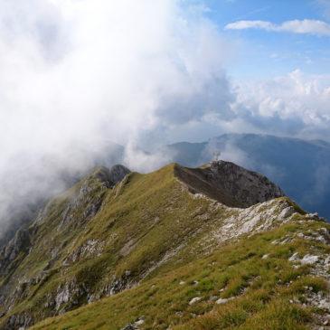Anello Monte Secco, Monte Pegherolo, Monte Cavallo – da Piazzatorre