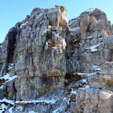 Cresta Ongania allo Zucco Pesciola – Invernale ma non troppo