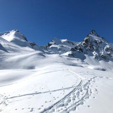 Corno orientale di Nefelgiù – Val Formazza – Scialpinismo