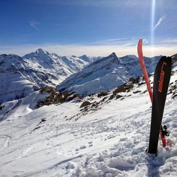 Nufenen – Cima senza nome tra Tällihorn e Valserhorn – Scialpinismo